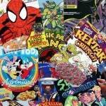 90's Cereal Inspired By Movies And TV