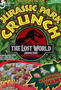 jurassic park crunch