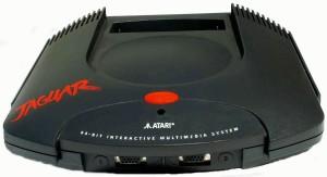 Jaguar console
