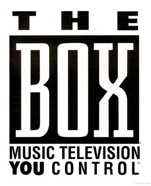 The Box Music Television You Control